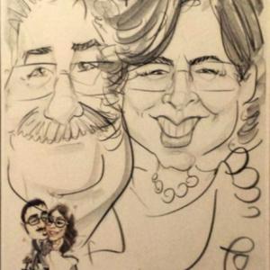 Caricature e Ritratti - Sogni e Bisogni Animazione Caserta