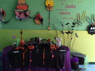 Sala 1 halloween - Sogni e Bisogni Animazione Caserta